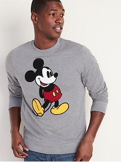 Disney&#169 Mickey Mouse Graphic Sweatshirt for Men