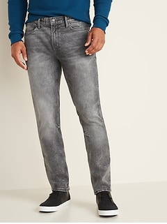 Slim Built-In Flex Jeans For Men