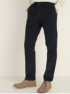 Slim Built-In Flex Ultimate Corduroy Pants for Men