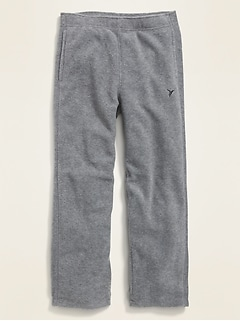 Go-Warm Micro Performance Fleece Pull-On Pants for Boys