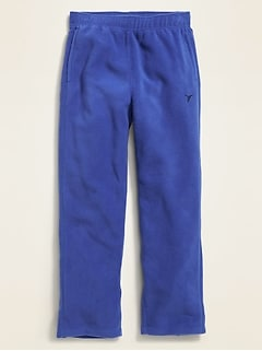 Go-Warm Micro Performance Fleece Pull-On Pants for Kids