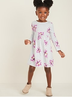 Fit & Flare Dress for Toddler Girls