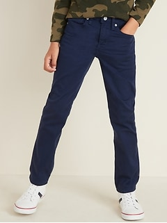 Karate Built-In Flex Max Color Slim Jeans