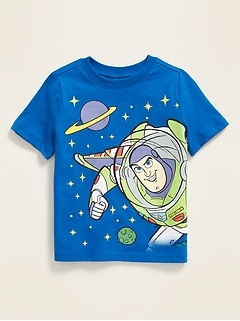 Disney/Pixar© Toy Story Buzz Lightyear Tee for Toddler Boys