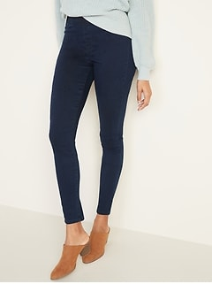 Mid-Rise Rockstar Jeggings for Women