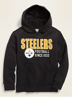 NFL&#174 Team-Graphic Pullover Hoodie for Boys