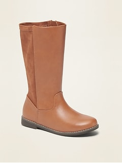 Tall Boots for Girls