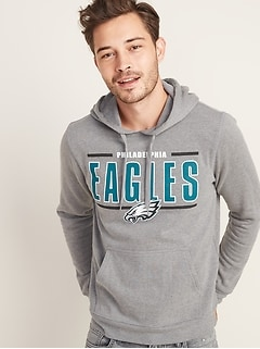 NFL® Team-Graphic Pullover Hoodie for Men