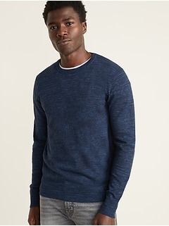 Everyday Crew-Neck Sweater for Men