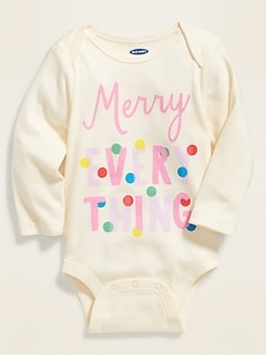 Graphic Bodysuit for Baby