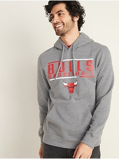 NBA® Team-Graphic Hoodie for Men