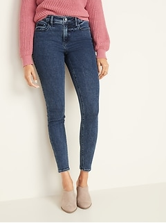 High-Waisted Rockstar Jeans for Women