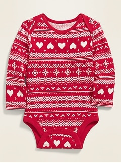 Thermal Printed Bodysuit for Baby