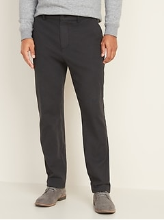 Athletic Built-In Flex Textured Ultimate Pants for Men