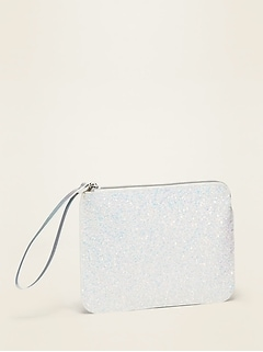 Zip-Top Wristlet For Women
