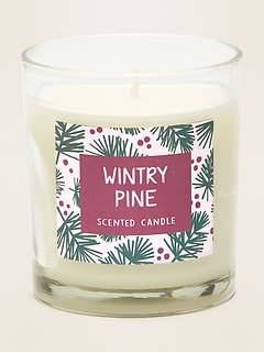 Seasonal Scented Candle