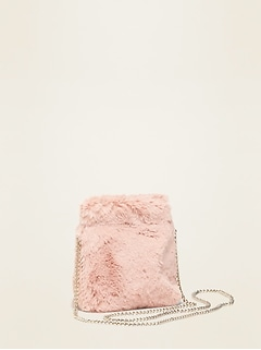 Chain-Strap Mini-Crossbody Bag For Women