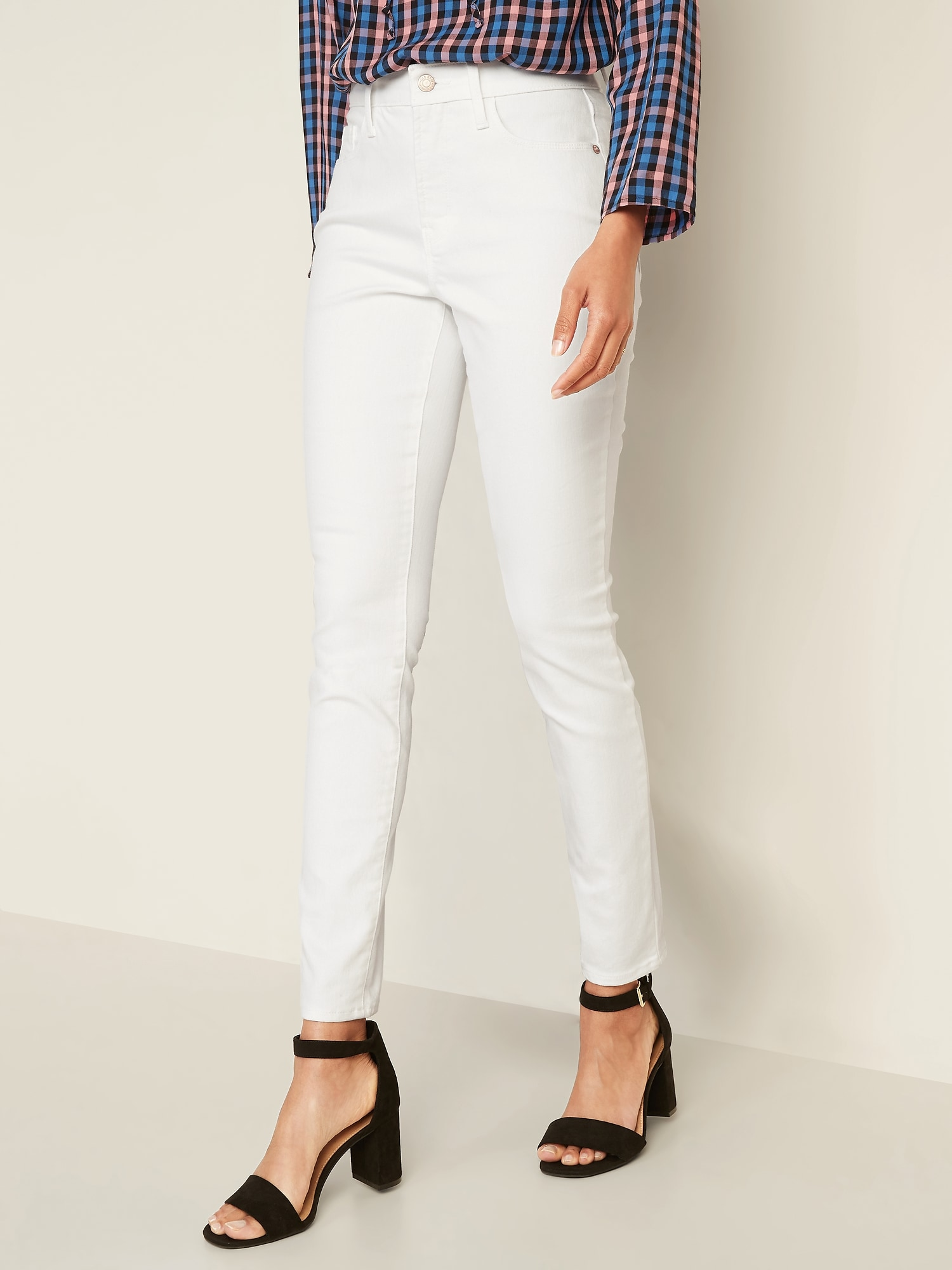 Old Navy High-Waisted Pop Icon Skinny Jeans For Women