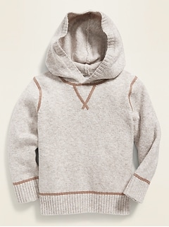 Sweater Hoodie for Toddler Boys