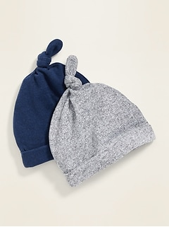Cozy Beanie 2-Pack for Baby