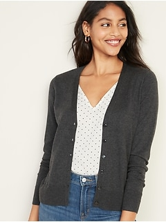 V-Neck Cardi for Women