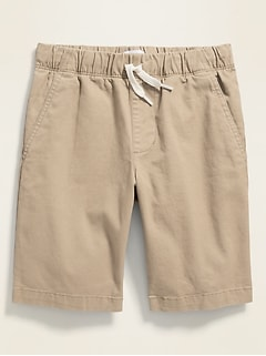 Straight Built-In Flex Jogger Shorts for Boys