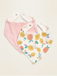 Bib 2-Pack for Baby