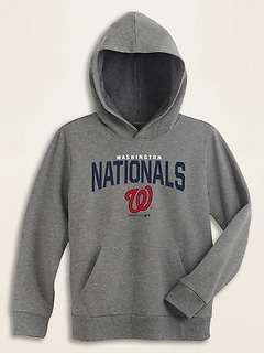 MLB® Team-Graphic Pullover Hoodie for Men