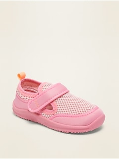 Mesh Water Shoes for Toddler Girls