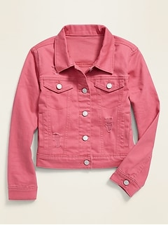Jean Jacket for Girls