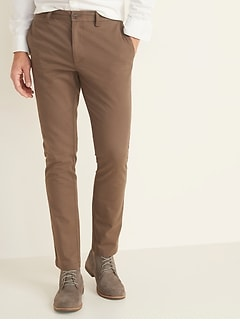 Skinny Ultimate Built-In Flex Chinos for Men