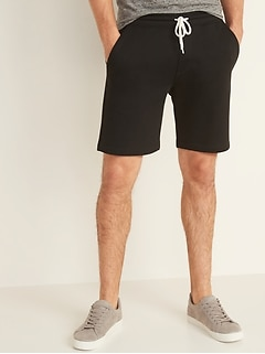 Drawstring Jogger Shorts for Men -- 7.5-inch inseam