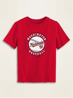 MLB® Team-Graphic Tee for Toddler Boys
