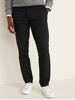 Slim Ultimate Built-In Flex Chino Pants for Men