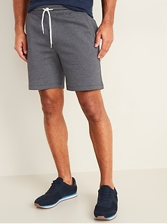 Drawstring Performance Shorts for Men