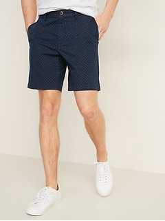 Slim Ultimate Shorts for Men - 8-inch inseam