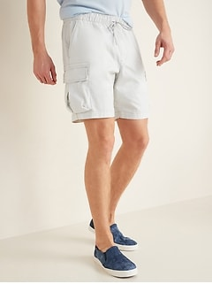 Cargo Jogger Shorts for Men - 9-inch inseam