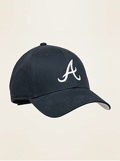 MLB® Team-Graphic Baseball Cap for Boys