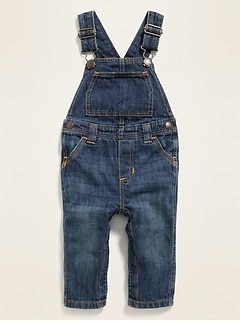 Jean Overalls for Baby