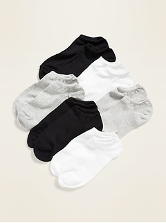 Ankle Socks 6-Pack for Women
