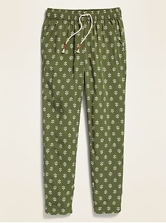 Printed Soft Pants for Girls