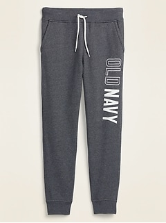 Logo-Graphic Joggers for Men