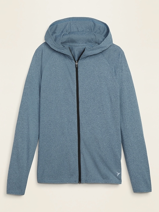 Go-Dry Cool Odor-Control Core Zip Hoodie for Men