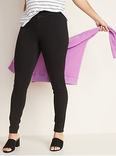 Mid-Rise 24/7 Sculpt Rockstar Pull-On Jeggings for Women