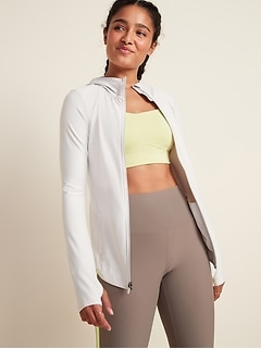 Powersoft Zip Run Jacket for Women