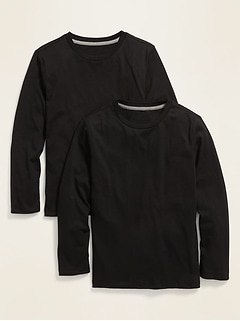 Softest Long-Sleeve Tee 2-Pack for Boys
