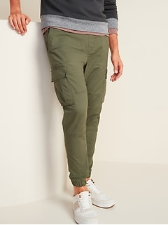 Built-In Flex Modern Jogger Cargo Pants for Men