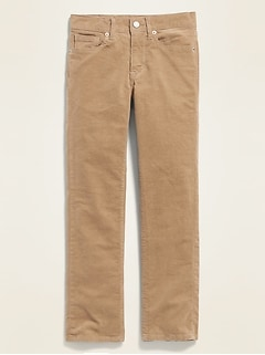 Karate Built-In Flex Max Corduroy Pants for Boys
