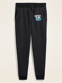 NASA Gender-Neutral Jogger Sweatpants for Men & Women