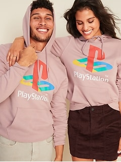 Sony PlayStation™ Gender-Neutral Pullover Hoodie for Men & Women